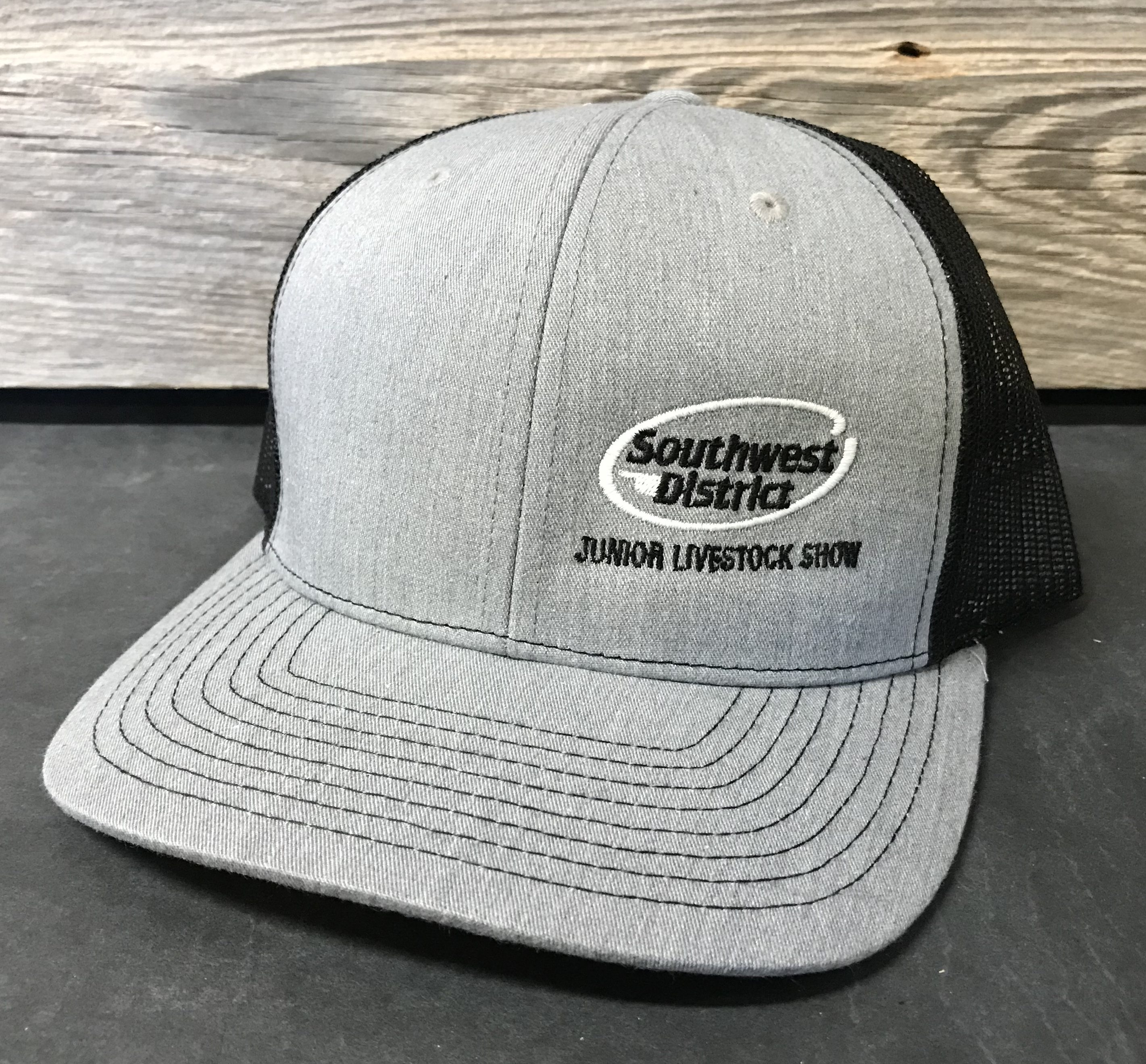 SW District Livestock Show Cap
